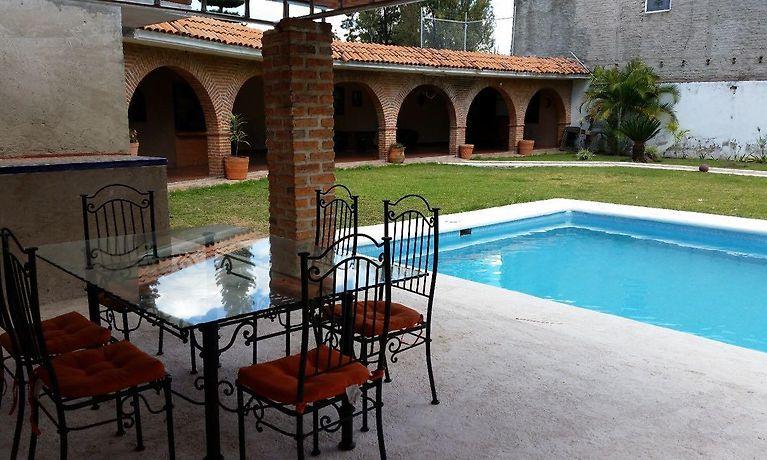 Villa Terraza 3 Lunas Holiday Home Tlajomulco De Zuniga